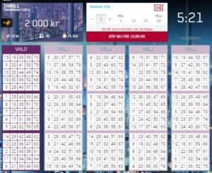 Bingobrickor till 75-bollars bingo